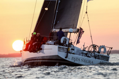 Giles Redpath's Pata Negra © Paul Wyeth/RORC