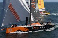 Alvimedica, VO65. Credit: Gilles Martin-Raget/Team Alvimedica