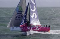 Team SCA will be one of the competing VO 65s.