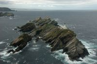 Muckle Flugga. Credit: Northern Lighthouse Board
