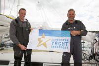 Lula Belle completes Sevenstar Round Britain And Ireland Race 2014 Credit: RORC/Patrick Eden