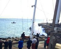 The Start of the Sevenstar Round Britain and Ireland Race - photo RORC/Louay Habib